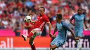 Bayern Muenchen v Manchester City F.C  - Friendly Match