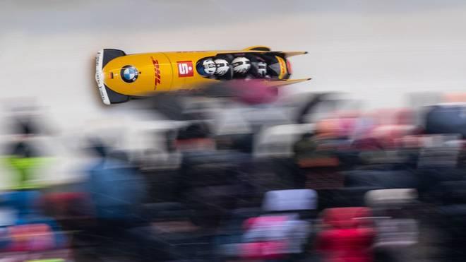 Francesco Friedrich fährt zum nächsten Sieg und ist ab sofort Rekordmann