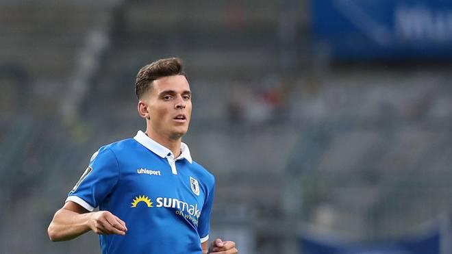Der 1. FC Magdeburg gewinnt gegen die Würzburger Kickers