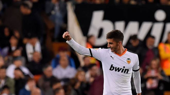 Ferran Torres gab sein La-Liga-Debüt bereits mit 17 Jahren
