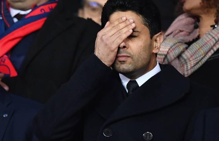 Nasser Al-Khelaifi mag gar nicht mehr hinsehen. Seit 2011 hat der Mann aus Katar knapp eine Milliarde Euro in den PSG-Kader gepumpt. Das Ergebnis? Lässt zu wünschen übrig! Nach der Pleite gegen Real Madrid ist erneut im Achtelfinale der Champions League Endstation