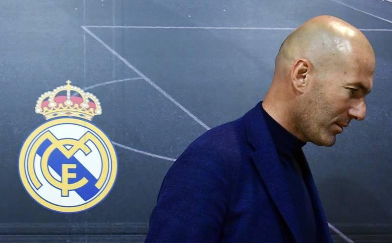 Nur fünf Tage nach dem dritten Champions-League-Sieg in Folge legt Real Madrids Erfolgstrainer Zinedine Zidane überraschend sein Amt nieder