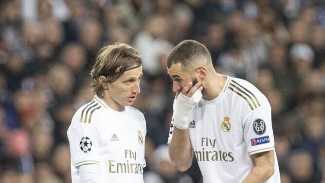 Carlo Ancelotti wollte Luka Modric (l.) holen