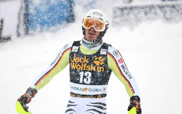 Linus Straßer belegte Rang 14