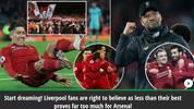 """""""Liverpools Fans haben das Recht zu träumen."""""""