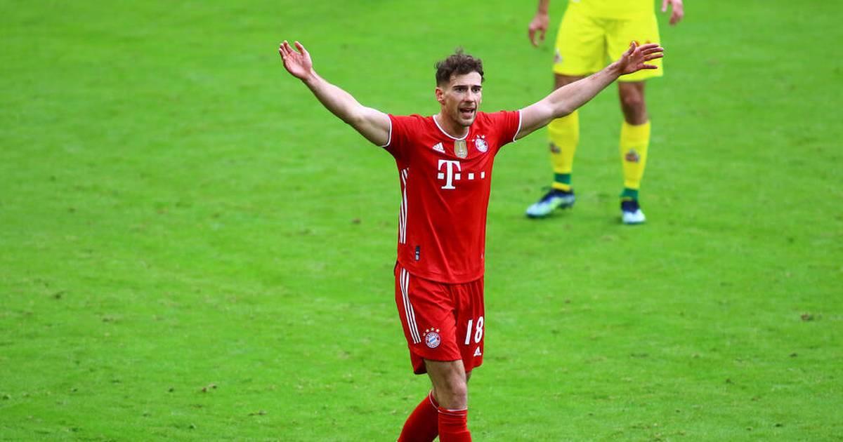 FC Bayern: Leon Goretzka glänzt als Vorlagenkönig - SPORT1