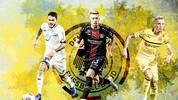 Marius Wolf, Mitchell Weiser und Leonardo Bittencourt könnten bald ihr Debüt fürs DFB-Team feiern
