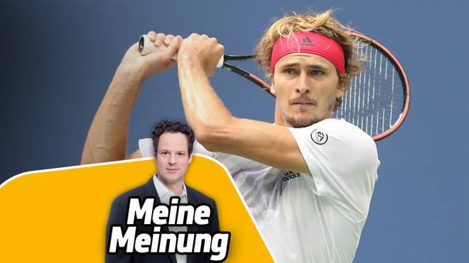 SPORT1-Redakteur Christian Paschwitz kommentiert zu Alexander Zverev und dessen verlorenem US-Open-Finale
