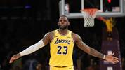 NBA: Trade-Optionen für LeBron James bei Lakers-Abschied