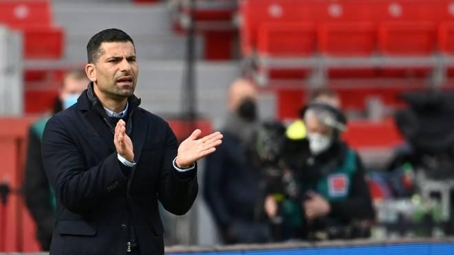 Dimitrios Grammozis interessiert Abstiegs-Szenario nicht