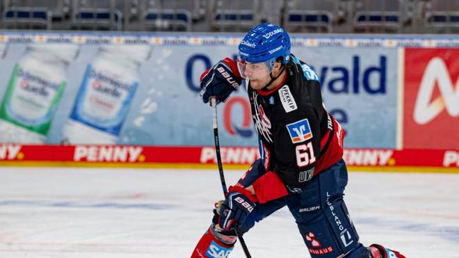 Torjäger Tommi Huhtala fehlt Mannheim in den Playoffs