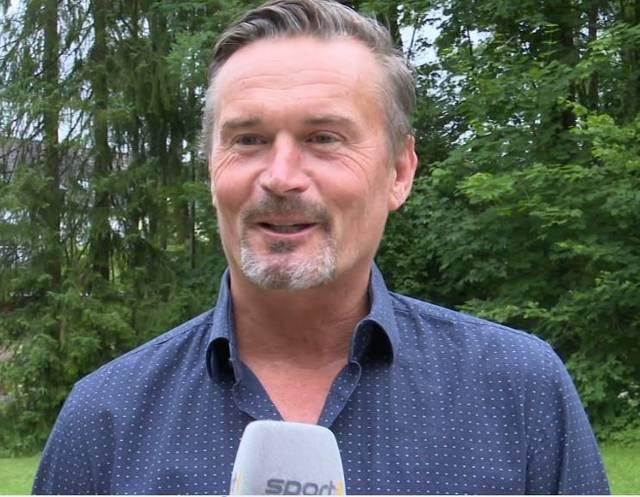 Manfred Bender im Gespräch mit SPORT1