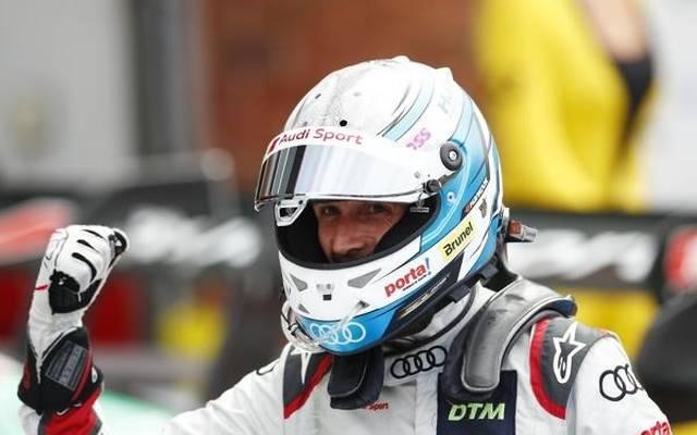Rene Rast kann bereits am Nürburgring DTM-Champion werden