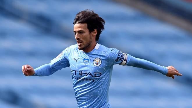 David Silva (hier noch im Trikot von Manchester City) wurde positiv auf Corona getestet