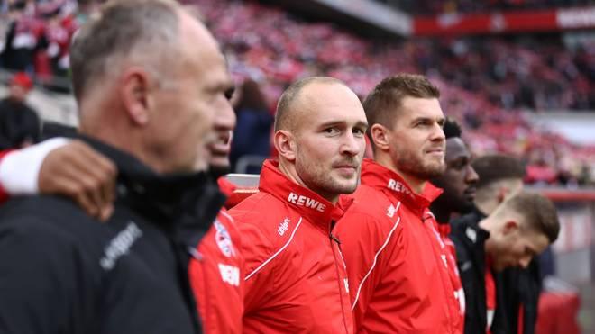 Toni Leistner ist derzeit an den 1. FC Köln ausgeliehen