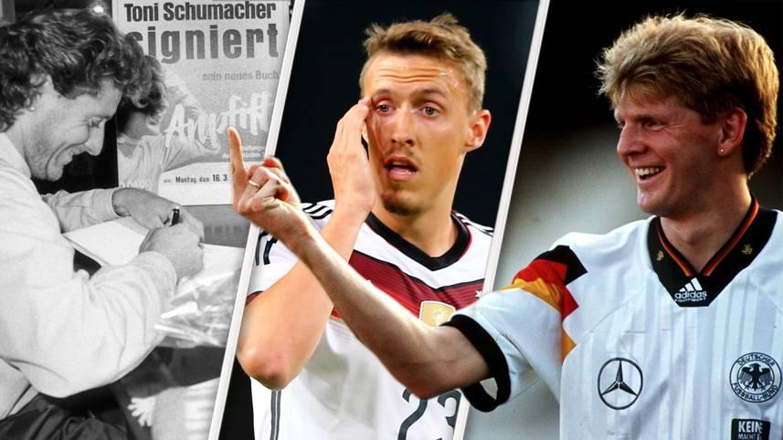 Bundestrainer Joachim Löw streicht Max Kruse nach dessen jüngsten Verfehlungen aus dem DFB-Kader. Er ist nicht der Erste, der sich aus Eigenverschulden aus der Nationalmannschaft verabschieden darf. SPORT1 zeigt die Fehltritte von Nationalspielern und die Folgen