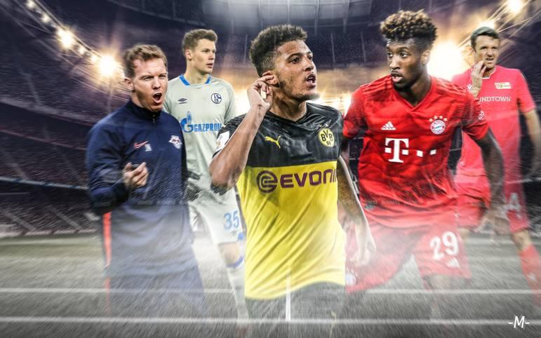 Am Freitag beginnt endlich die neue Bundesliga-Saison. Etliche Neuzugänge, zahlreiche neue Trainer und am Ende sogar ein anderer Meister? Die Spielzeit 2019/20 könnte so spannend werden, wie lange nicht. Wie sind die Teams in Form? Die SPORT1-Formtabelle