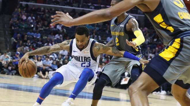 Trey Burke spielte zwischen Januar und Juni 2019 für die Dallas Mavericks
