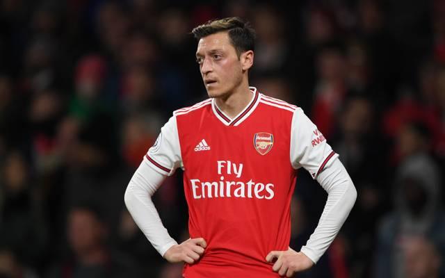 Mesut Özil spielt bereits seit 2013 für den FC Arsenal