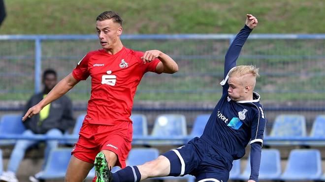 1. FC Köln bindet seinen Nachwuchsspieler Marvin Obuz