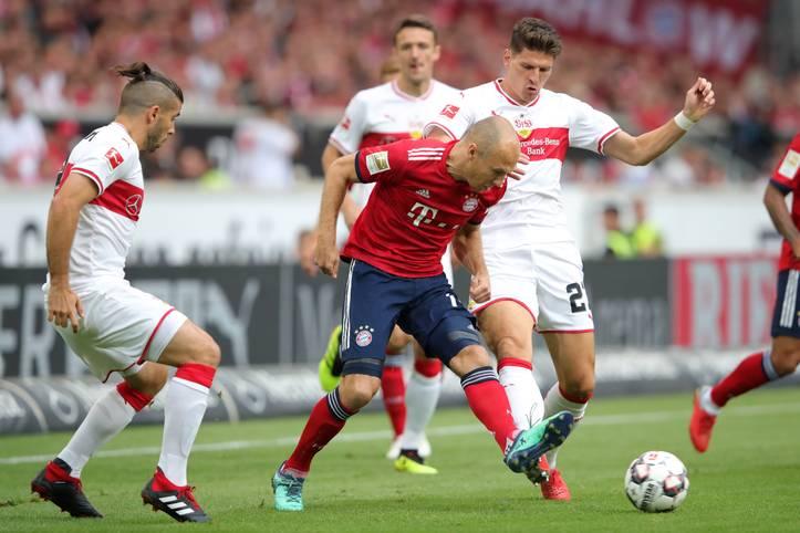 Der VfB Stuttgart gastiert beim FC Bayern: Im Süden ist es traditionell heiß. Seit vielen Jahren liefern sich beide Vereine brisante Duelle - und vergangene Saison dominierte der VfB auch mal wieder in München. SPORT1 blickt auf spektakuläre Partien in Liga und Pokal zurück
