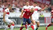 FC Bayern München gegen VfB Stuttgart - die heißesten Duelle