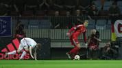 Manuel Neuer überzeugte gegen Weißrussland auch als Dribbler