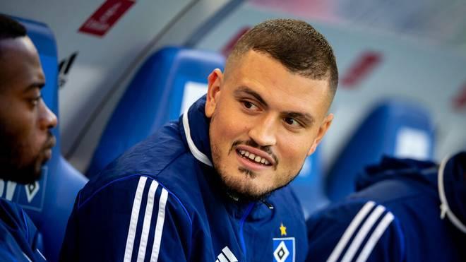 Kyriakos Papadopoulos stand zuletzt beim Hamburger SV unter Vertrag