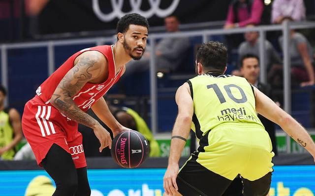 Nick Weiler-Babb (l.) und die Bayern verloren überraschend