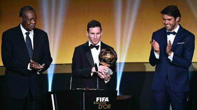 Lionel Messi will auch 2019 wieder ganz oben stehen