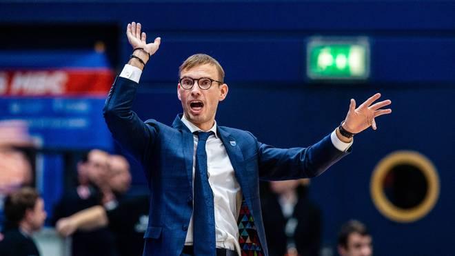 Björn Harmsen ist sein November 2019 wieder Trainer bei Syntainics MBC