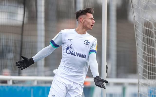 Semin Kojic mischt mit 15 Jahren die U17-Bundesliga auf