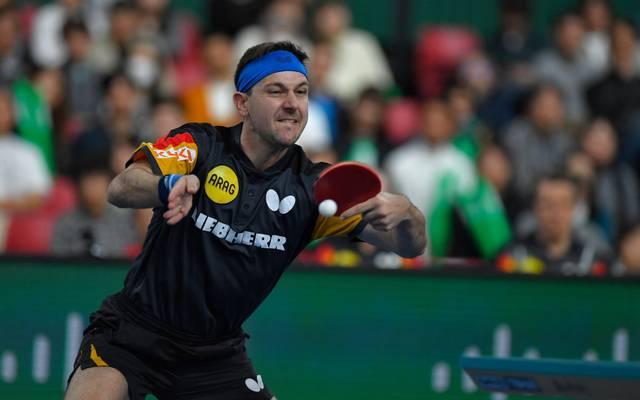 Timo Boll hat den Pokalsieg mit Düsseldorf verpasst
