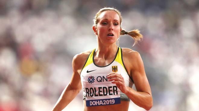 Cindy Roleder will vor den Olympischen Spielen kein Risiko eingehen