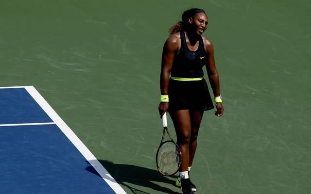 Serena Williams sucht vor den US Open ihre Form