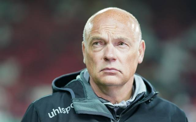 Uwe Rösler befürchtet in den regional unterschiedlichen Trainingsauflagen einen Wettbewerbsnachteil