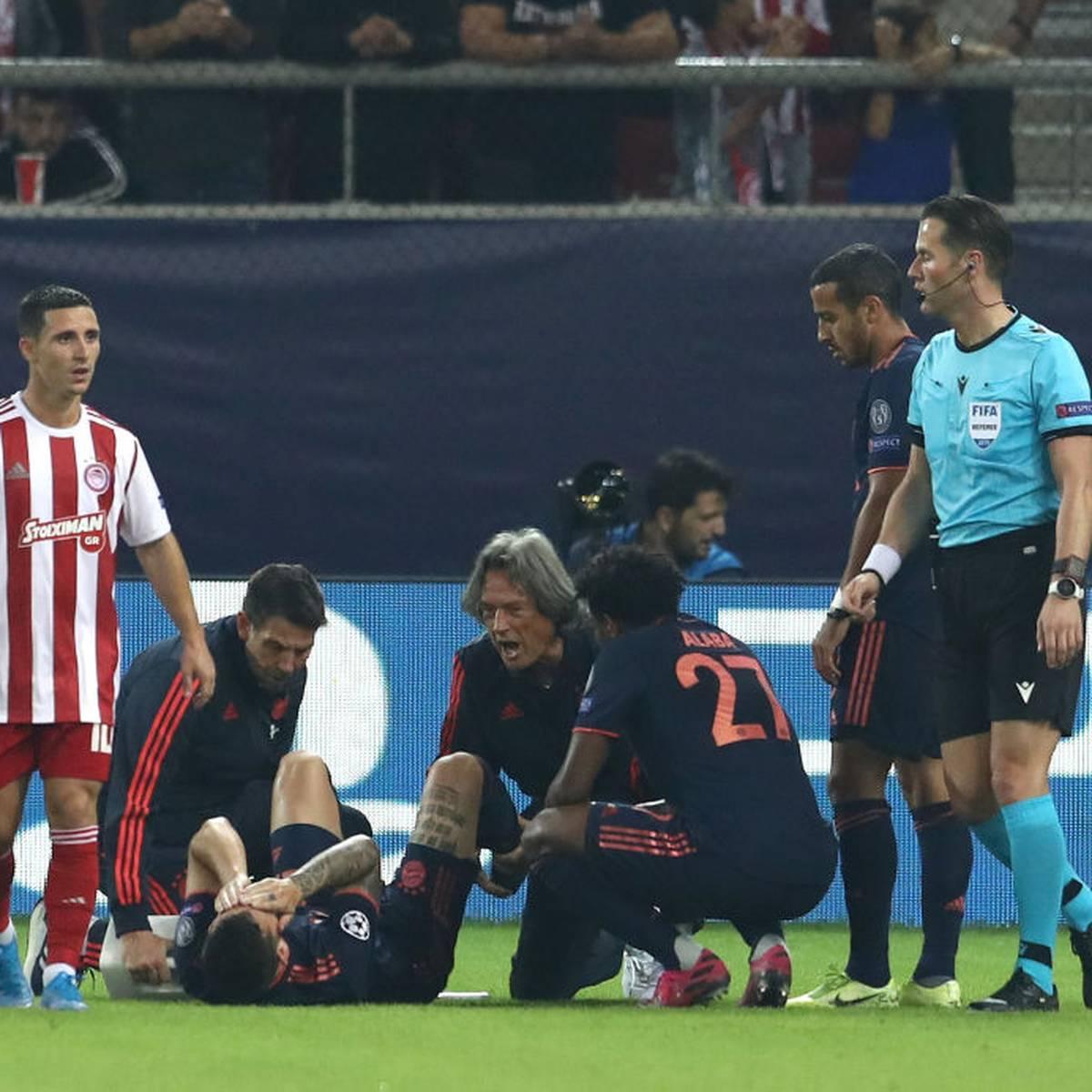 Bayern nennt Diagnose bei Hernández