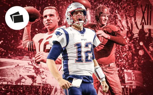 Tom Brady gehört selbstverständlich zu den besten Quarterbacks der NFL