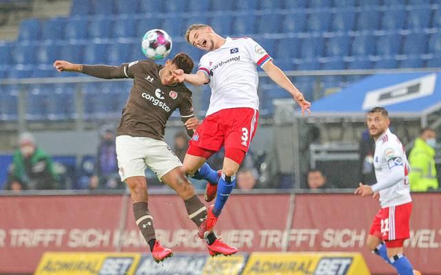 Der Hamburger SV braucht im Aufstiegsrennen dringend einen Sieg - jetzt steht das Derby an