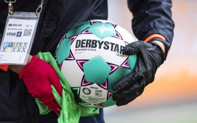 Das Hygiene-Konzept hat sich im Fußball bisher bewährt