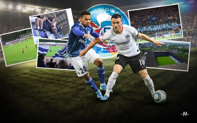 Racing Straßburg stürmte aus der 5. Liga zum Europa-League-Duell mit Eintracht Frankfurt