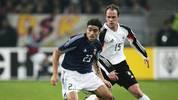Fussball: Laenderspiel 2005, GER - ARG