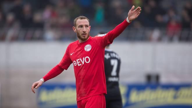 Moritz Hartmann war neun Jahre lang Spieler beim FC Ingolstadt