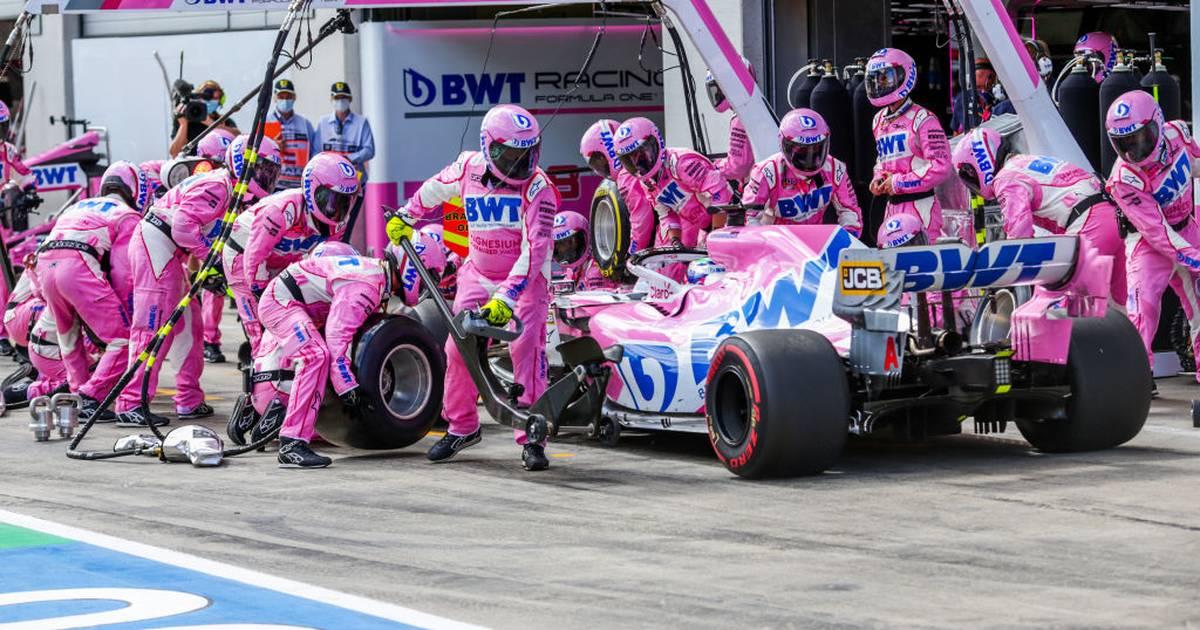 Formel 1: Racing Point weist Vorwürfe von Renault zurück