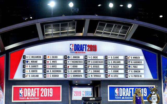Im NBA-Draft 2019 wurde Zion Williamson an erster Position gewählt