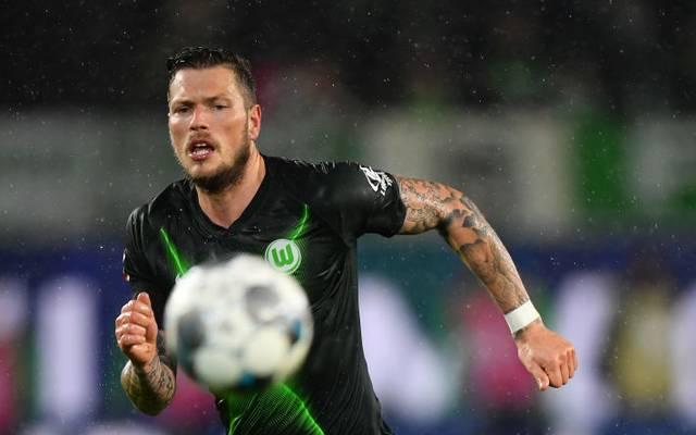 Daniel Ginczek stürmt für den VfL Wolfsburg