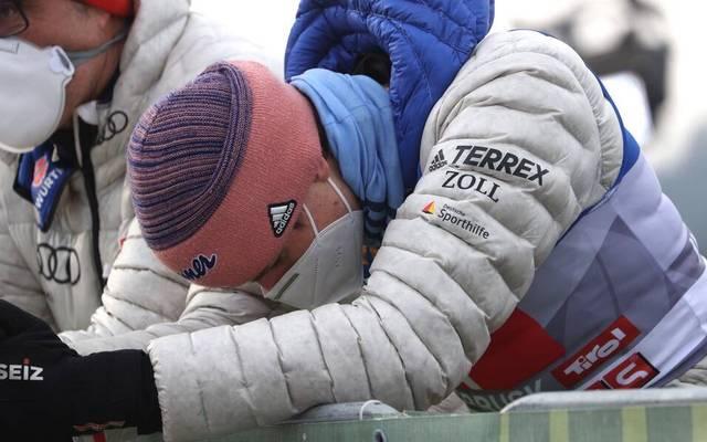 Karl Geiger wurde Gesamtzweiter bei der Vierschanzentournee