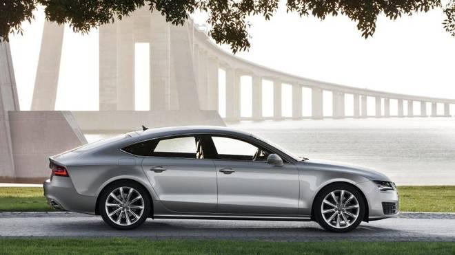 Seriöse Erscheinung: Der Audi A7 Sportback punktet nicht nur optisch, sondern hinterlässt auch bei Gebrauchtwagen-Experten einen guten Eindruck