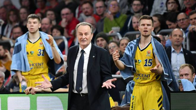 ALBA Berlin richtet das Pokalfinale aus, weiß aber noch nicht wo