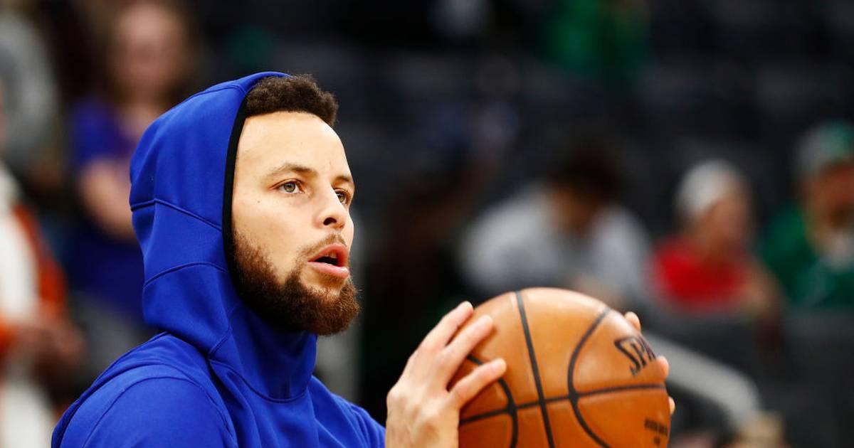 NBA: Stephen Curry soll Comeback am 1. März gegen Washington Wizards